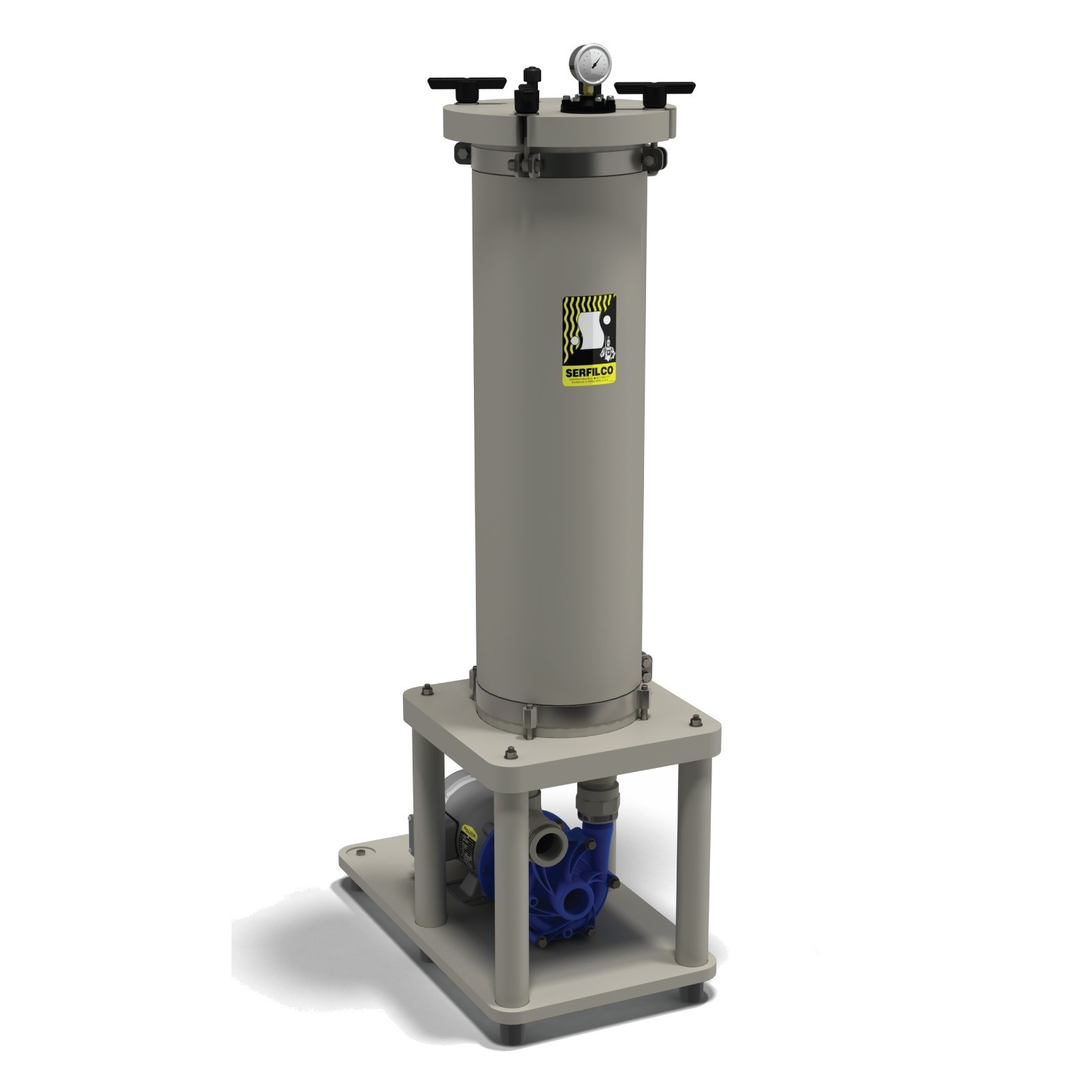 Space-Saver 'JM' Filtration System