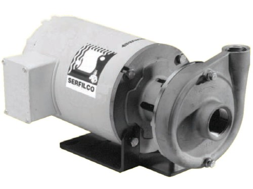 Series 'HSS' Metal Horizontal Pumps
