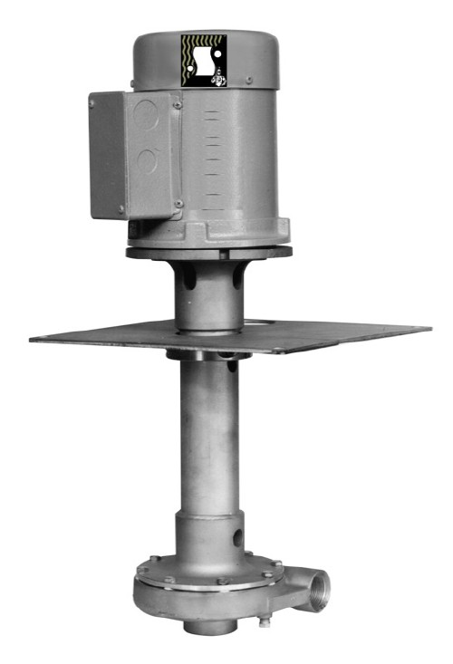 Series 'ECI' Metal Vertical Pumps