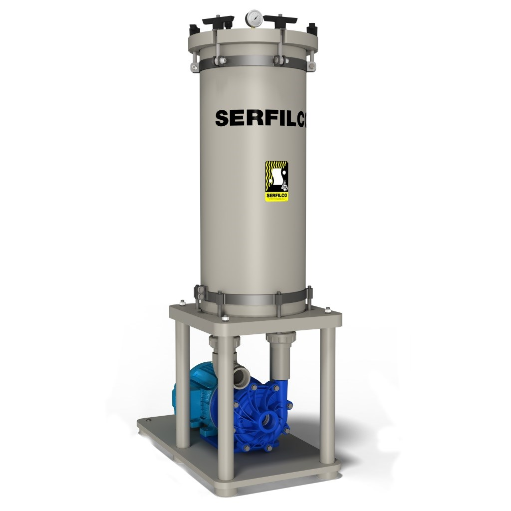 Space-Saver 'FM' Filtration System